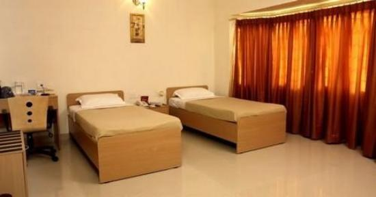 Chalet Tulips Serviced Apartments: Guest Room