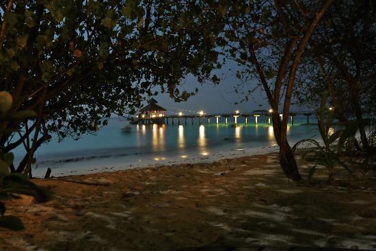 Reethi Beach Resort: Moodhu Bar