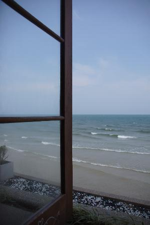Imperial Hua Hin Beach Resort: Beautiful Seaside View