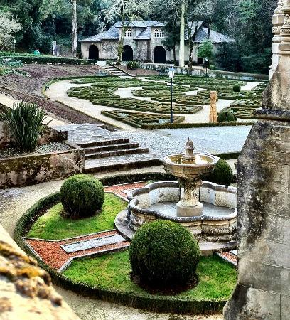 Bussaco Palace Hotel: Jardins do Palácio