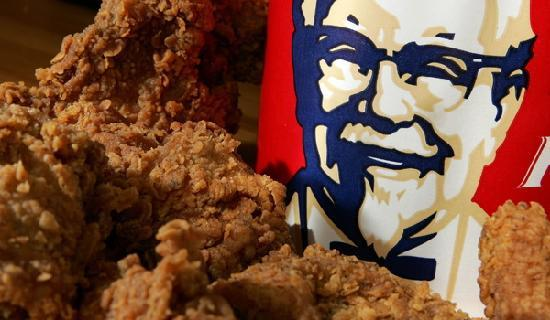 KFC: More of that Great Chicken