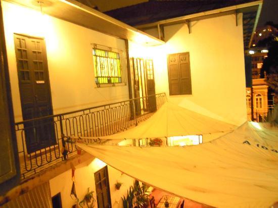 Casalegre Art Vila B&B - Santa Teresa: view from room 206