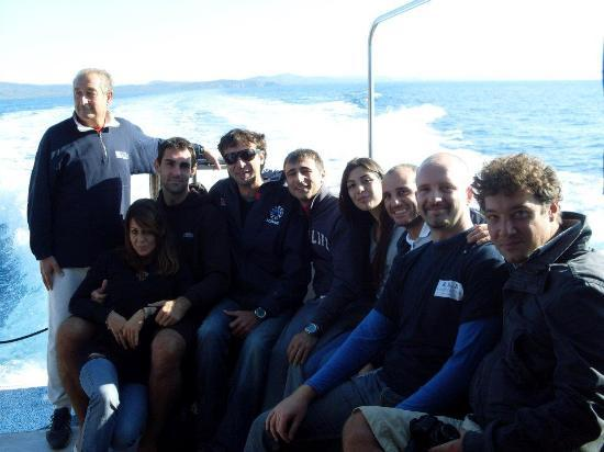 Big Blue School : Argentario (ott 2011)