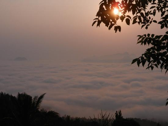 CYBELE HILL RESORTS: riding on the clouds