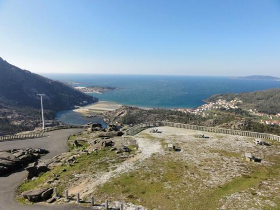 Dumbria, Spanje: beautiful view over the ocean