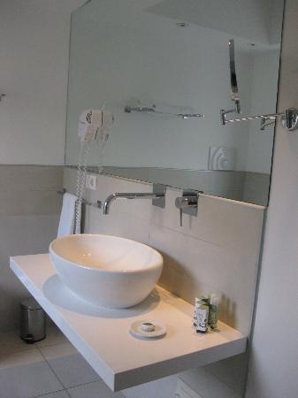 Light Guest House B&B: Bagno: sanitari 1