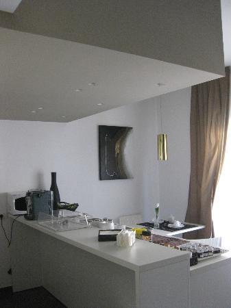 Light Guest House B&B: L'area colazione 1