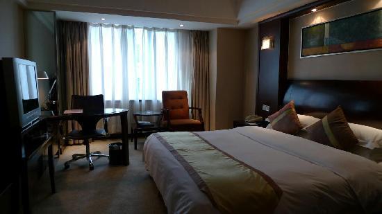 Jinling Mingdu Hotel Changzhou: room