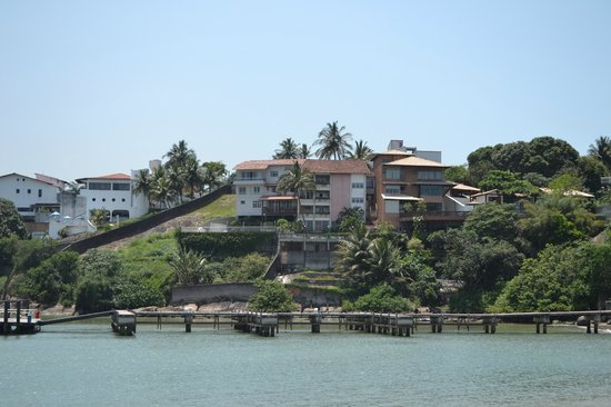 Vitoria, ES: Ilha do Boi - external view