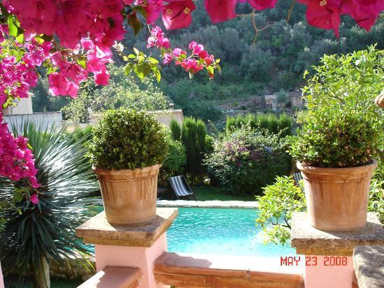 Ca'n Reus Hotel: Can Reus garden