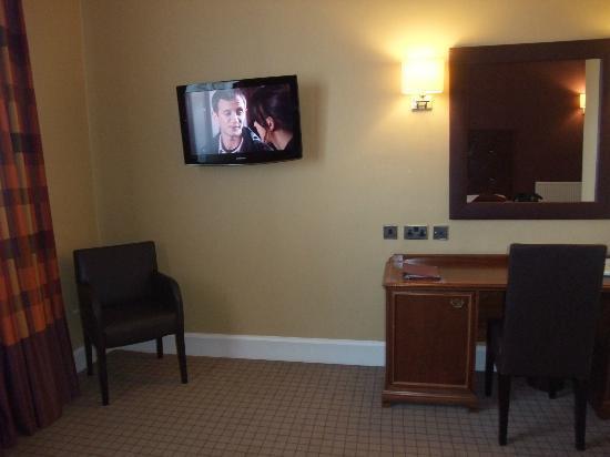 Frederick House Hotel: TV