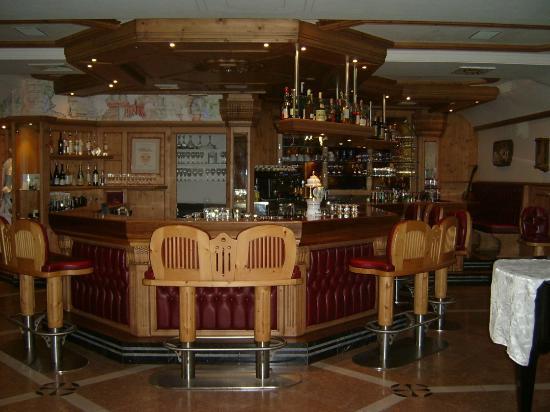DolceVita Hotel Feldhof: Hotel Bar