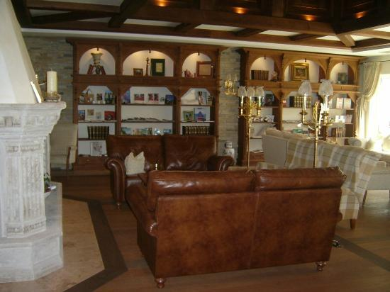 DolceVita Hotel Feldhof: Aufenthaltsraum