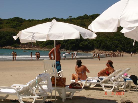 Sofitel Guarujá Jequitimar : Praia