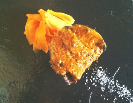 Restaurante La Reina Zingara: Solomillo a la zingaro
