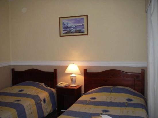 Charles Darwin Hotel: Zimmer