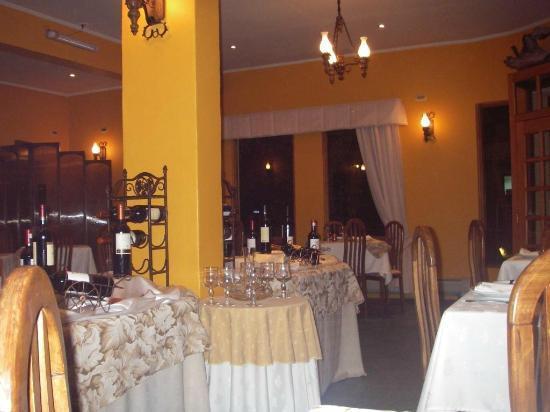 Charles Darwin Hotel: Restaurant