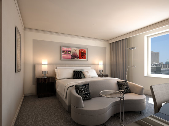 Loews Hotel Vogue: New renovated guestroom