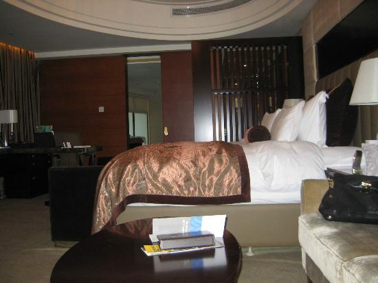 Wyndham Grand Plaza Royale Hangzhou : Standard deluxe room