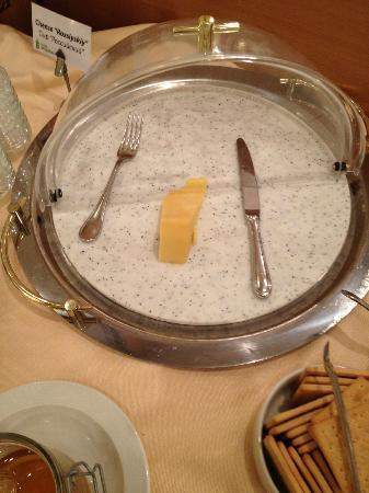 Radisson Slavyanskaya Hotel & Business Centre, Moscow : Lust auf Käse?