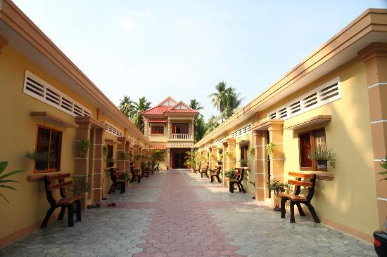 Battambang My Homestay: Hotel
