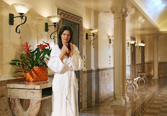 Hotel Abano Terme Cristoforo: reparto cure