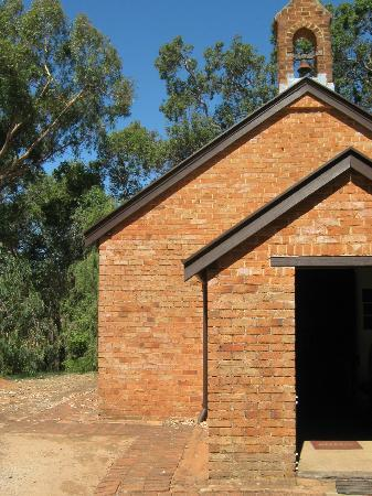 All Saints Anglican Church: The Church