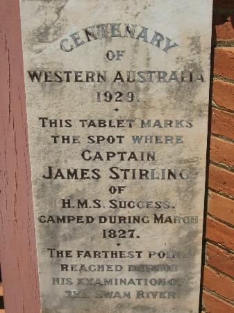 All Saints Anglican Church: Historic Tablet