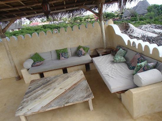 Matemwe Retreat, Zanzibar, Asilia Africa: The Villa Terrace
