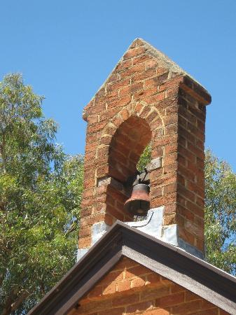 All Saints Anglican Church: The bell of All Saints
