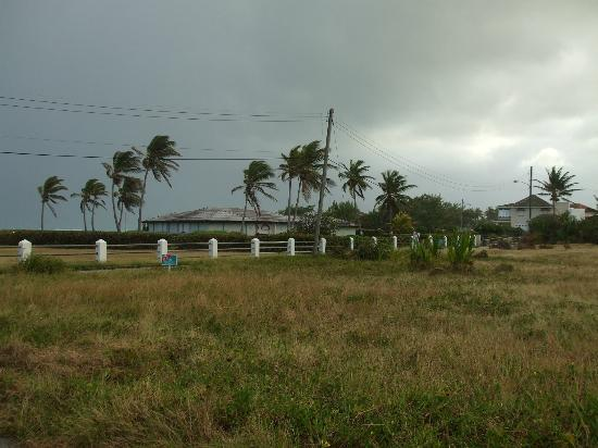 Tropical Winds Apartment Hotel : View of the hotel.