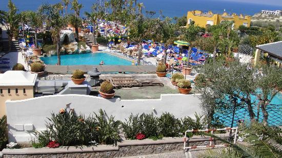 Sorriso Thermae Resort & Spa: Camera vista mare.