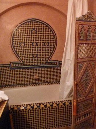 Riad du Petit Prince: nice hot showers!