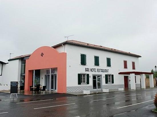 Hotel Aldaburua : Vue extérieure Hotel