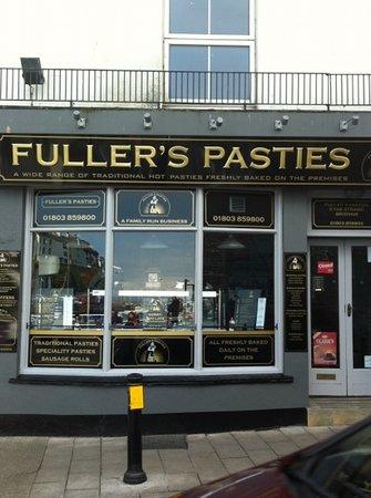 Fullers Pasties