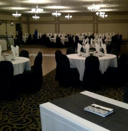Clarion Hotel : Worthington Room