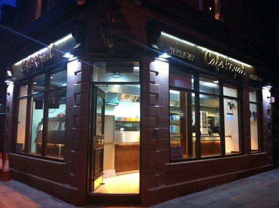 Annan, UK: The Cafe Royal