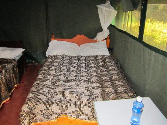 Rhino Tourist Camp: Clean and spacious rooms