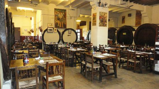 Cellar Sa Premsa Picture Of Celler Sa Premsa Majorca Tripadvisor