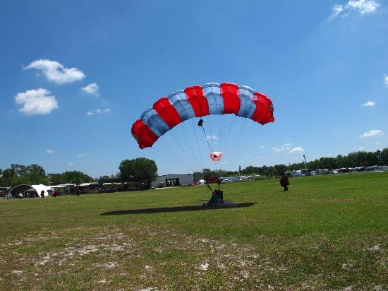 Skydive City: Back on solid ground!