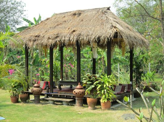 Mai Siam Resort: Un autre coin repas