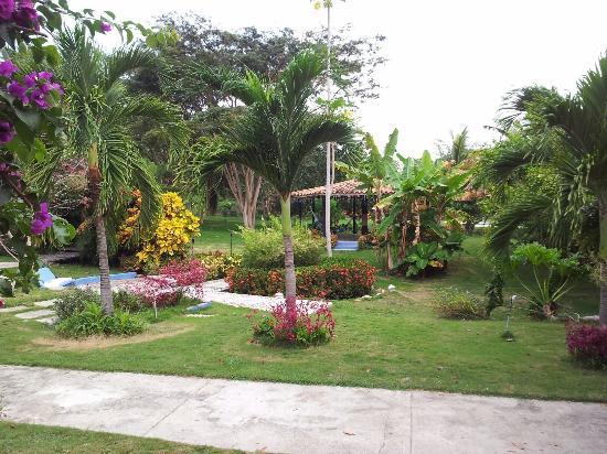 Hotel Posada La Bokaina: Áreas de la posada