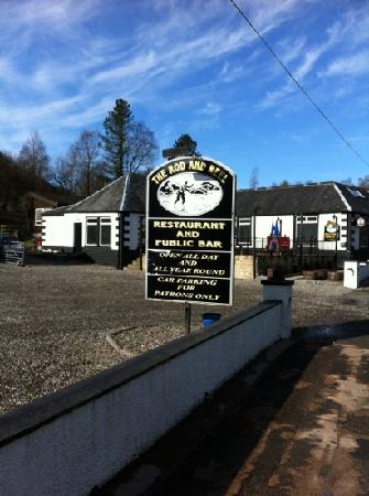 Craigbank Guest House : Adjacent to the B&B