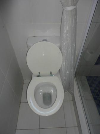 Leaves Lodge & Spa: Toilet