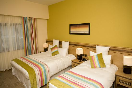 An Grianan Hotel: Typical room
