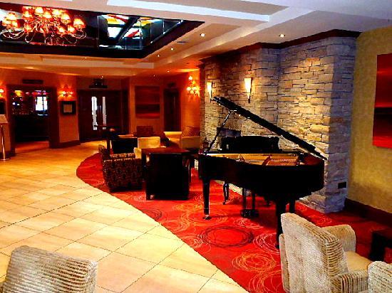 An Grianan Hotel: Feel good Foyer