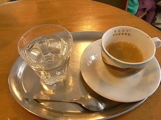 Ebel coffee house: Ebel blend