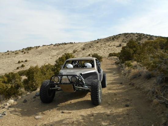 Wide Open Reno : Quick stop on the trail