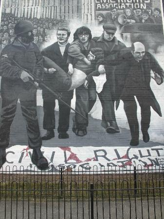Free Derry Tours: bloody sunday