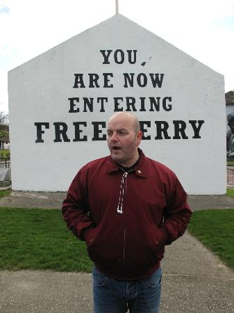 Free Derry Tours: free derry
